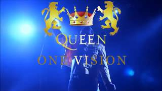 Queen One Vision - A Tribute To Queen Promo Video 2020 - Medley
