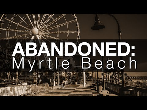 Abandoned: Myrtle Beach (Day 1891 - 1/28/15)