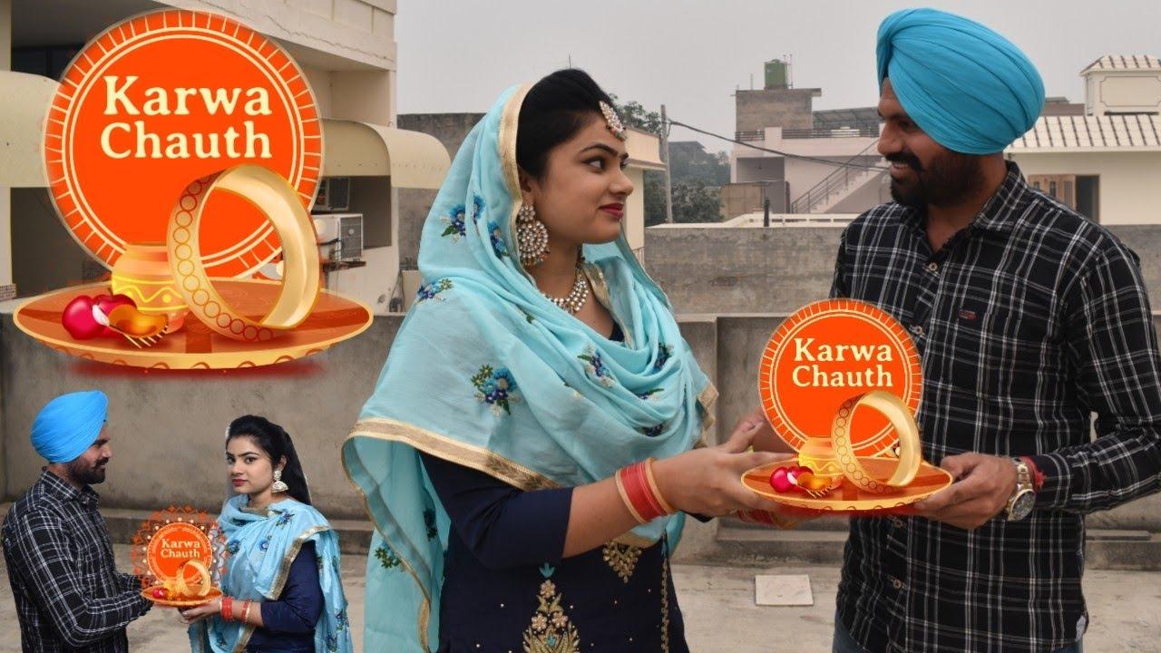 Download ਕਰਵਾਚੌਥ karva chauth punjabi short movie Angad tv Abhepur