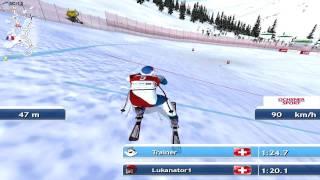 Ski Challenge 2012 Gameplay (PC HD)