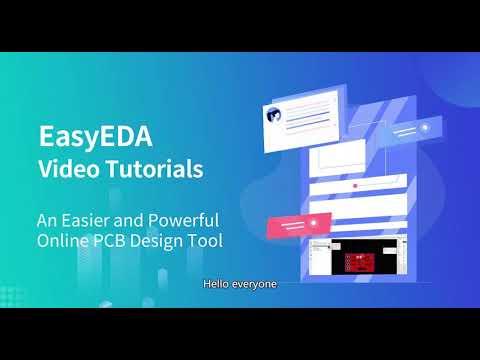 001 EasyEDA Introduction