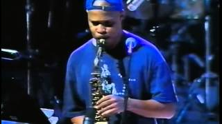 Steve Coleman and The Council of Balance, Sam Rivers - La Villette, Paris, France, 1999-07-03
