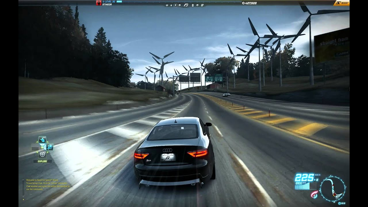 need for speed world online audi s5 youtube. Black Bedroom Furniture Sets. Home Design Ideas