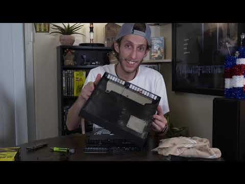How To Clean A PS4