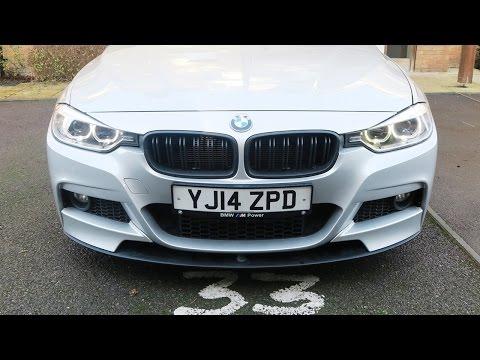 Halogen Headlights to OEM Xenon Retrofit Conversion! (BMW F30 2014 M Sport 320d Xenons)