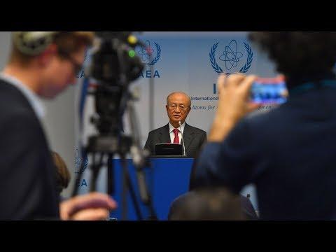 2018-03-05 Press Briefing by IAEA Director General Yukiya Amano