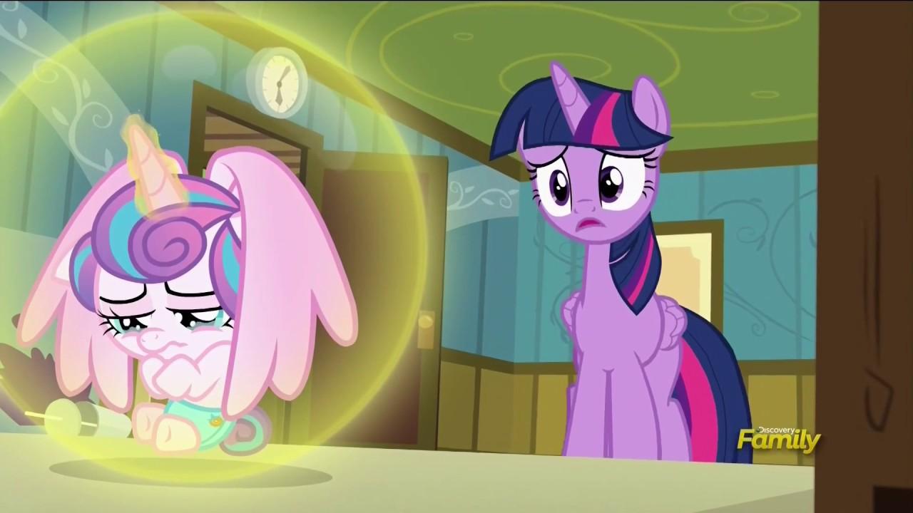 twilight sparkle apologizing to flurry heart youtube