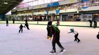 2013年11月17日(日)イヨテツスポーツセンターアイススケートリンク