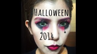 Make up Halloween / Collab with Auoudoodee/ Nutty Tlb /Stylechonneeh Thumbnail