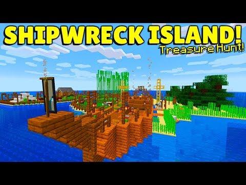 Repeat MINECRAFT 1 14 - SHIPWRECK SURVIVAL ISLAND - VILLAGER