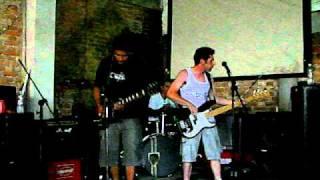 Banda CURSE ao vivo 2011 - MEDO