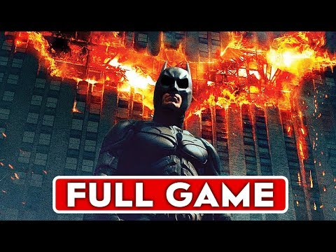 BATMAN BEGINS Gameplay Walkthrough Part 1 FULL GAME [1080p HD] - No Commentary