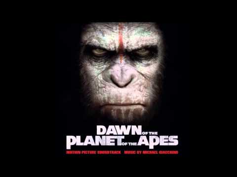 Dawn of The Planet of The Apes Soundtrack - 01. Level Plaguing Field