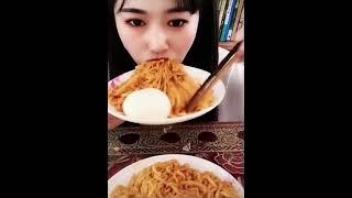 Spicy Noodles | Mey Asmr