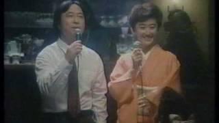 """この雰囲気を出せる演技力は見事です。♪""""男と女のはしご酒"""" by 武田鉄也..."""