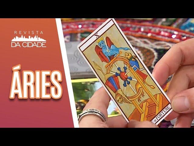 Previsão de Áries 21/03 a 20/04 - Revista da Cidade (11/03/19)