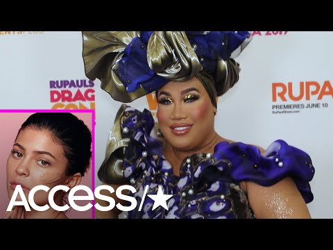 Patrickstarrr Sets The Record Straight On Kylie Jenner's Controversial Walnut Scrub | Access thumbnail