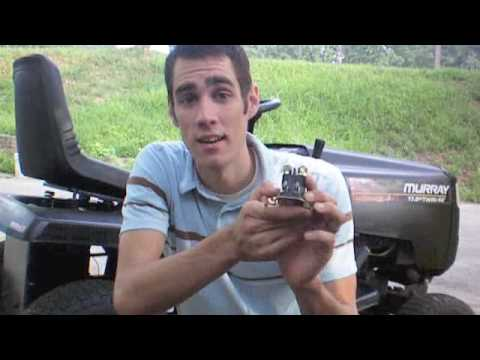 How to test a lawn mower solenoid
