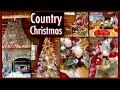 Country Christmas Decor | Mom's House | Red Black Buffalo Check