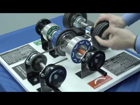 Hybrid Planetary Gearset Trainer