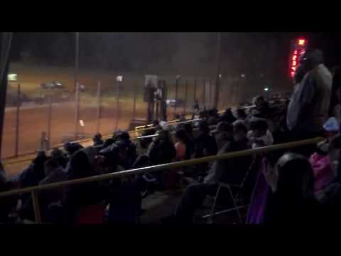 Southern 100 Late Model 100 Lap Feature Oct.29,2016