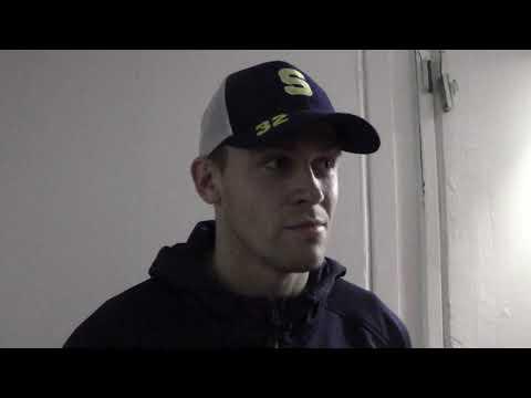 Intervju med Markus Persson, Södertälje efter SSK-Tingsryd 23/9-17