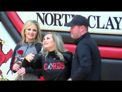 February 13 2018 North Clay vs Wayne City High School Boys Basketball