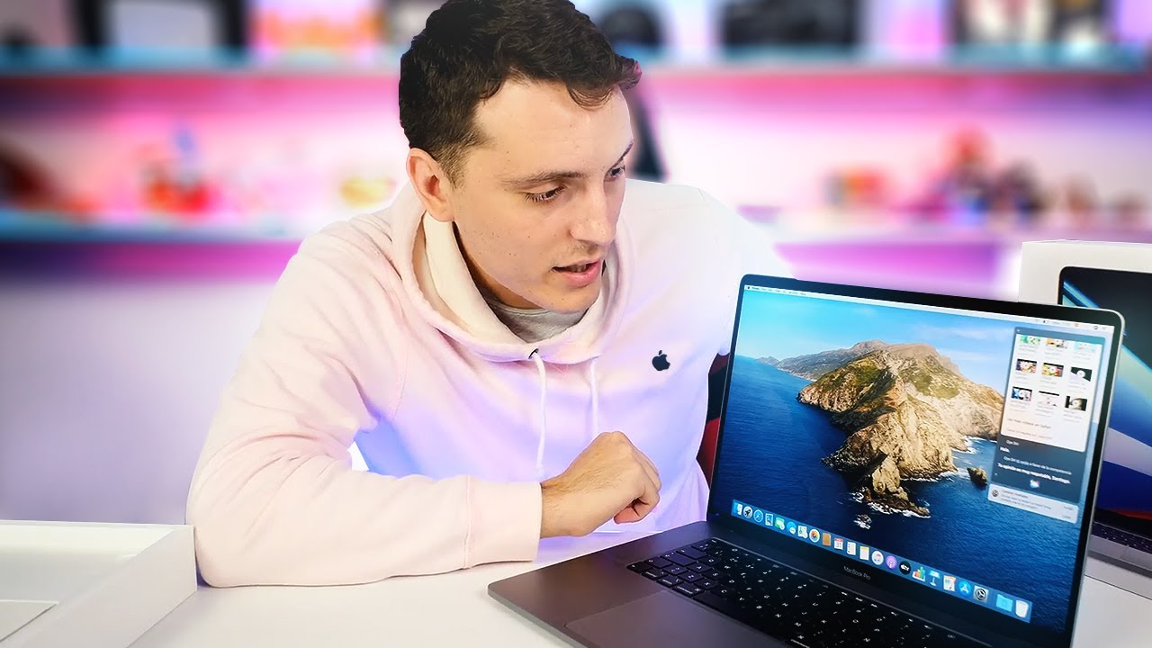 ¿Por qué APPLE es la MEJOR MARCA de PC´s? ¿Porqué soy FANBOY de APPLE? | Unboxing MacBook Pro 2020