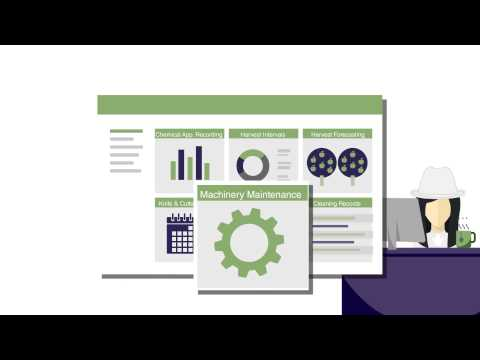 AGRILOGIK from Affinitus - The Complete Agricultural Management Software Solution