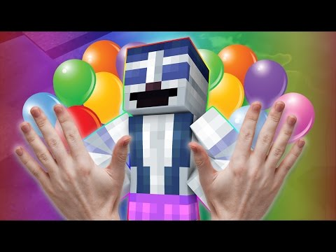 Realistic Minecraft Fnaf: Sister Location - Birthday Party in The Pizzeria (Minecraft Roleplay)
