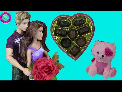 Cuộc Sống Barbie & Ken (Tập 21) Ngày Valentine Của Terasa / Barbie Ken