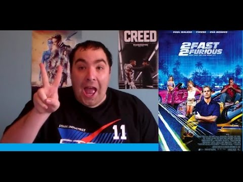 2 Fast 2 Furious Movie Review