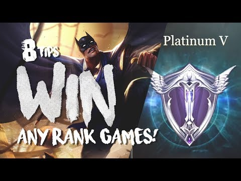 Arena Of Valor - TIPS TO WIN ANY RANK GAMES!