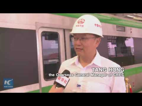 Hanoi citizens satisfied with quality of first urban light rail line