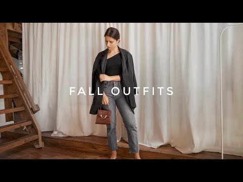 Fall Outfit Ideas 2018: Different Climates and Occasions