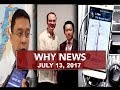 UNTV: Why News (July 13, 2017)