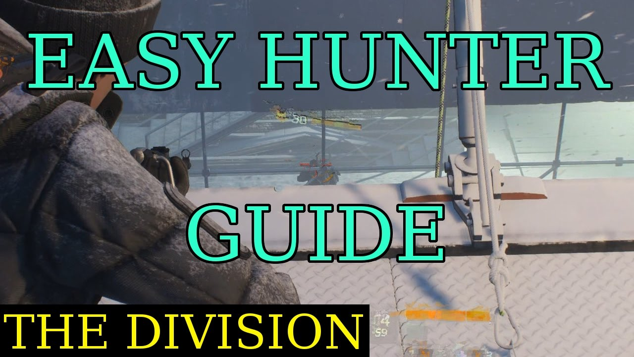the division how to kill