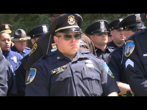 2017 West Bloomfield Township Police Memorial