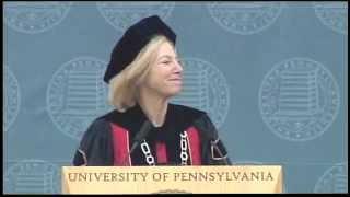 2012 Commencement Address by Penn President, Dr. Amy Gutmann thumbnail