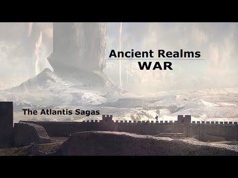 Ancient Realms - WAR (September 2017) (Psychill / Psybient)