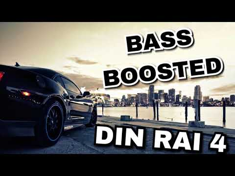 El Nino x Samurai x Stres x Spectru - DIN RAI 4 (Bass Boosted)