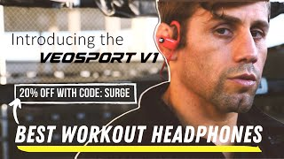 Best Workout Headphones with Urijah Faber | MMA SURGE