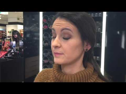 33903f955 Sesion maquillaje mac - YouTube