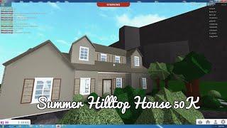 ROBLOX Bloxburg: Summer Hilltop House 50K (parte 3)