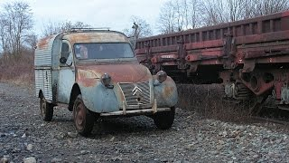 Download Restoration of a 1960 2cv: the rust removal technique gives awesome results Mp3 and Videos