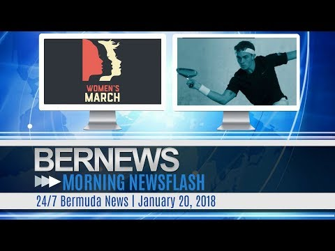 Bernews Newsflash For Saturday, January 20, 2018