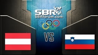 Olympic Hockey Betting: Austria vs. Slovenia