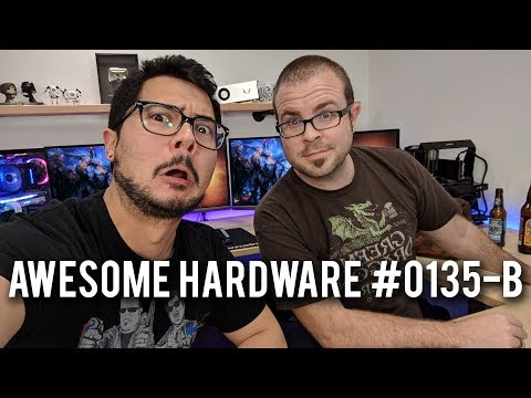 Awesome Hardware #0135-B: GPU prices SKYROCKET. PUBG Cheaters ARRESTED.