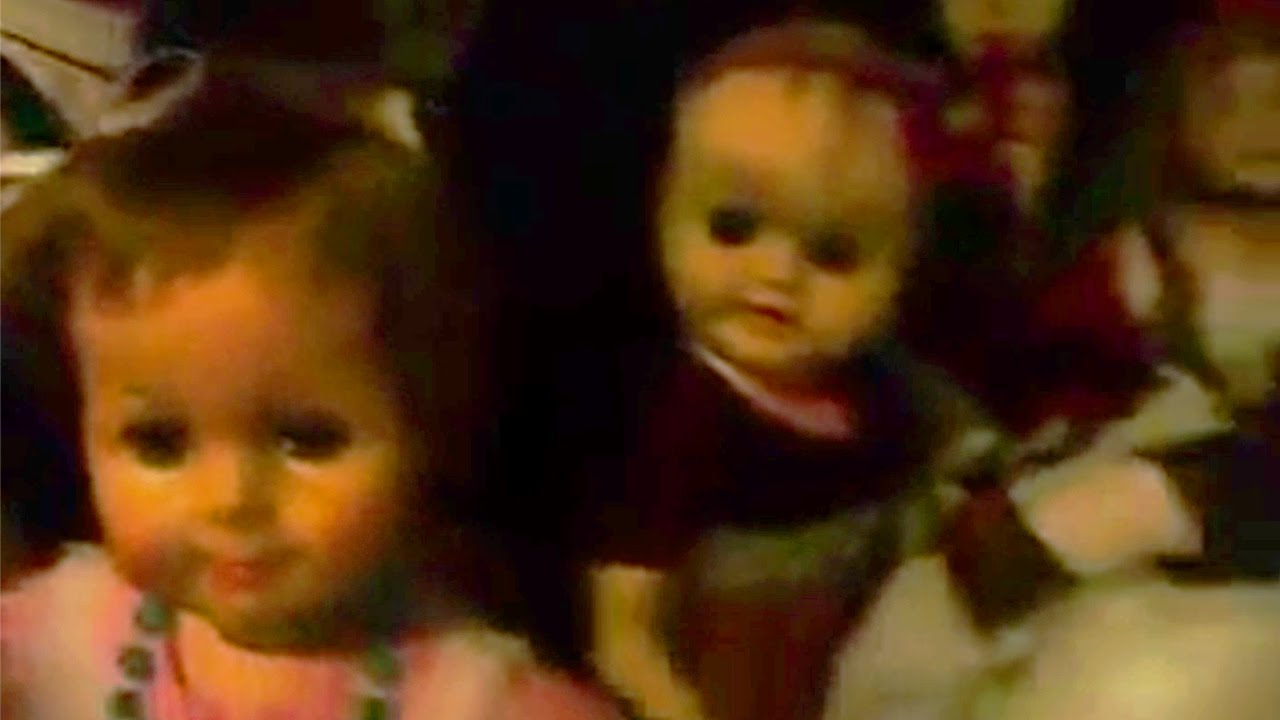 "Top 15 Haunted Dolls Caught Moving on Camera  ""Viewer Discretion Is Advised"" 