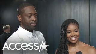 Gabrielle Union Gushes Over Her 'Snack' Husband Dwyane Wade: 'You're My Favorite Person'